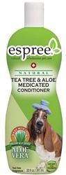 Espree Tea Tree & Aloe Medicated Conditioner, 20oz