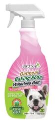 Espree Oatmeal Baking Soda Waterless Bath, 24oz