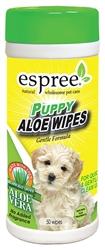 Espree Puppy Wipes, 50ct