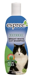 Espree Bright White Cat Shampoo, 12oz