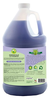 Espree Energee Plus Cat Shampoo, 1 Gallon