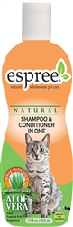 Espree Shampoo & Conditioner In One for Cats, 12oz
