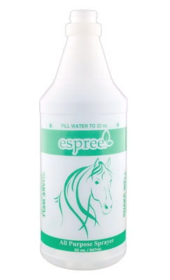 Espree Mixing Bottle for Fly Spray, 32oz