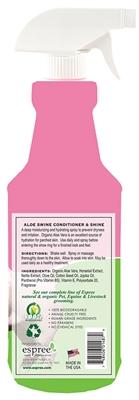 Espree Aloe Swine Conditioner & Shine, 32oz