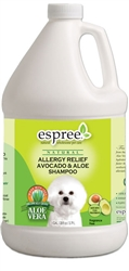 Espre Allergy Relief Avocado and Aloe Shampoo, 1 Gallon