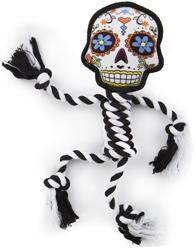 goDog - Sugar Skulls, White