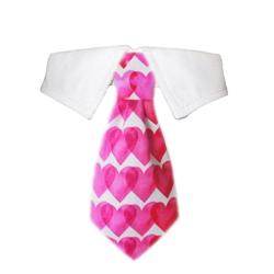 Heart Shirt Collar