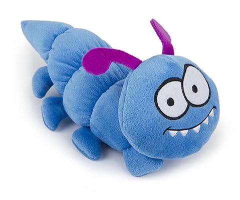 Bugs Catarpillar Blue by GoDog