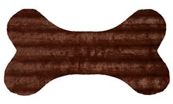Bone Pillow- Godiva Brown or Customize your Own