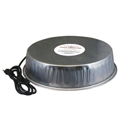 Poultry Heated Drinker Waterer Base from Harris Farms