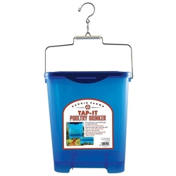 Poultry Nipple Drinker Waterer 4 Gallon from Harris Farms
