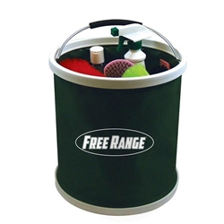 Foldaway 4 Gallon Bucket for Poultry / Chicken from Harris Farms