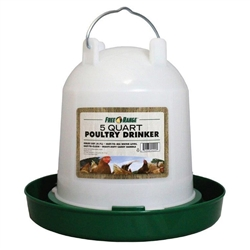 Poultry Drinker Waterer from Harris Farms