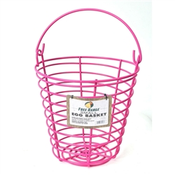 Small Pastel Egg Basket for Poultry / Chicken from Harris Farms