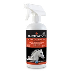 Theracyn Equine Wound and Skin Care Hydrogel - 16 oz