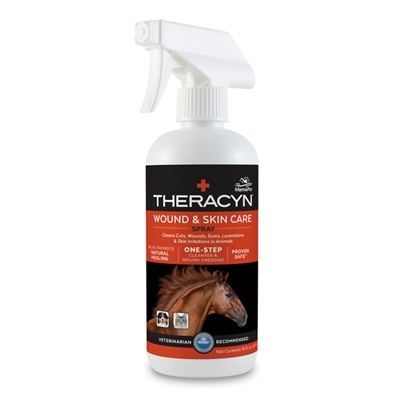 Theracyn Equine Wound and Skin Care - 16 oz Spray