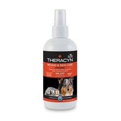 Theracyn Pet Wound and Skin Care Hydrogel - 8 oz