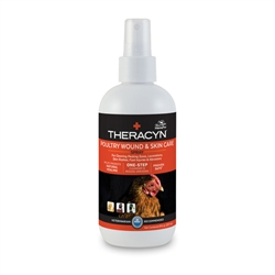 Theracyn Poultry Wound and Skin Care - 8 oz