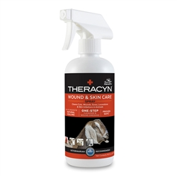Theracyn Livestock Wound and Skin Care - 16 oz