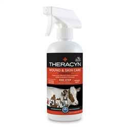Theracyn Livestock Wound and Skin Care Hydrogel - 16 oz