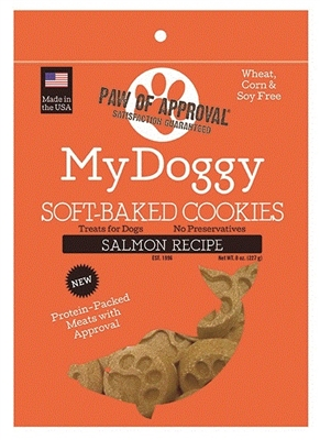 8oz Bag of Salmon My Doggy™ Protein Line