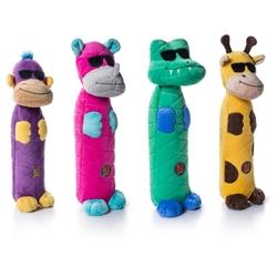 Bottle Bros™ Plush Crinkle Toys