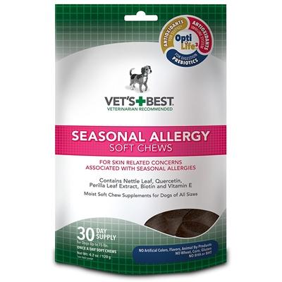Vet's Best Seasonal Allergy Soft Chews