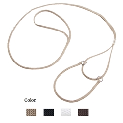 Fine Weight Petite Martingale Leashes