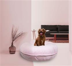 Bagel Bed - Pink Lotus or Customize your Own