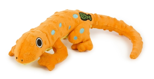 GoDog Bubble Gecko with Chew Guard Technology