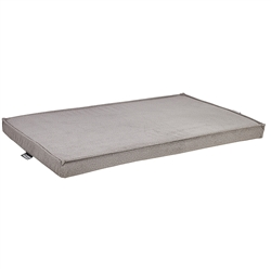 Sandstone Microlinen Cool Gel Memory Foam Mattress with Pinched Edge