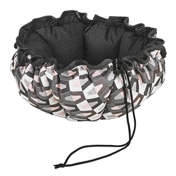 Venus Micro Jacquard Buttercup Bed with Flint Inner, Trim