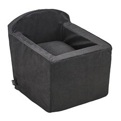 Flint Microlinen Booster Seat with Flint Piping