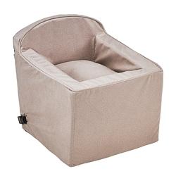 Booster Seat Sandstone Micro Flannel