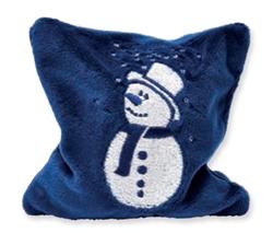 Bavarian Cat - Frosty Pillow