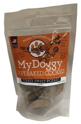 My Doggy - 5oz - Thanksgiving Feast Bag Turkey Sweet Potato