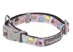 Fresh (Purple with Cupcakes) Collar and Lead Collection