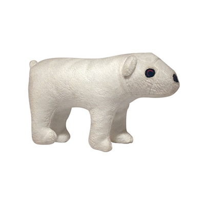 Vip Products - Jr. Wilburr McPaw - Polar Bear (Under 15lbs)