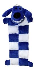 """12"""" Loofa® Hanukkah Squeaker Mat by Multipet"""