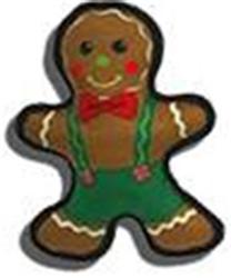 "13"" Tuff Enuff Gingerbread by Multipet"
