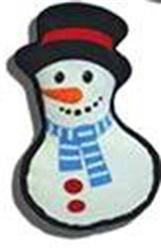 "13"" Tuff Enuff Snowman by Multipet"