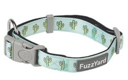 Tucson (Mint with cactus print) Collar and Lead Collection