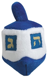 "6.5"" Talking Dreidel by Multipet"