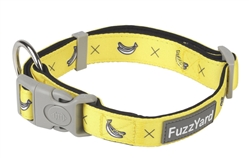 Monkey Mania (Bananas on Yellow) Collar and Lead Collection