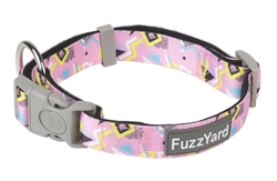 Miami (Pink with Pattern) Collar and Lead Collection