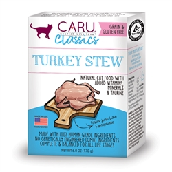 Classics Turkey Stew for Cats