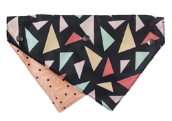 Rad - Reversible Collar Bandana with Studs