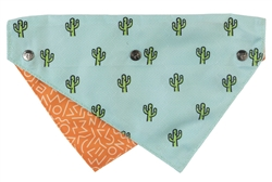 Tuscon - Reversible Collar Bandana with Studs