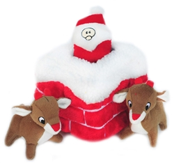 Zippy Paws - Holiday Burrow Chimney