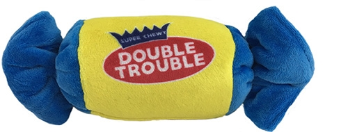 Double Trouble by Lulubelles Power Plush